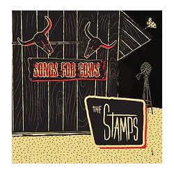 The Stamps - Songs for Cows - CD Album