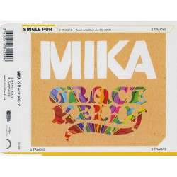 Mika - Grace Kelly - CD Maxi Single