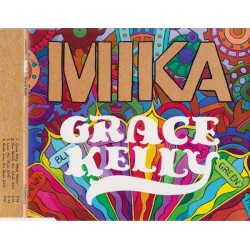 Mika - Grace Kelly (Remixes) - CD Maxi Single Promo