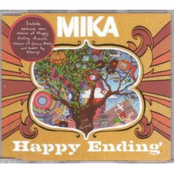 Mika - Happy Ending - CD Maxi Single