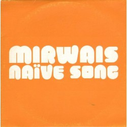 Mirwais ‎- Naïve Song - CD Single Promo
