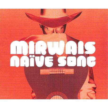 Mirwais - Naïve Song - CD Maxi Single