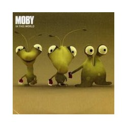 Moby - In This World - CD Single + Vidéo