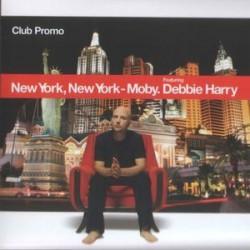 Moby Featuring Debbie Harry - New York, New York (Club Promo) - CD Single Promo