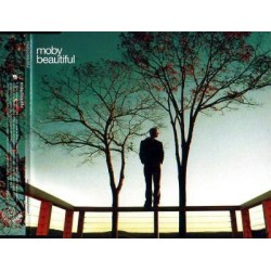 Moby ‎- Beautiful - CD Maxi Single Promo