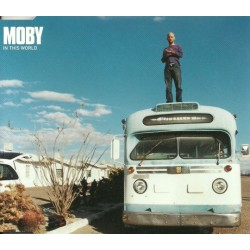 Moby ‎- In This World - CD Maxi Single