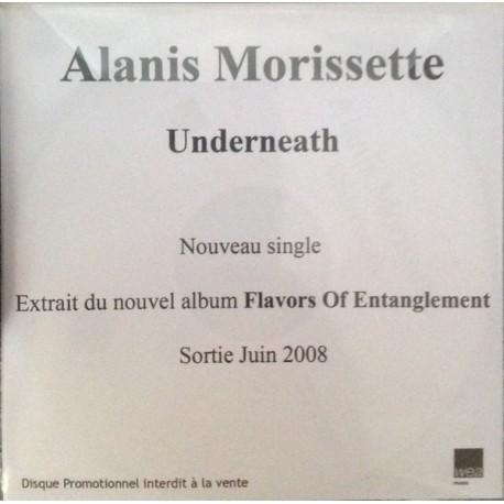 Alanis Morissette - Underneath - CDr Single Promo