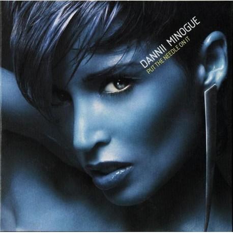 Dannii Minogue - Put The Needle On It - CD Single