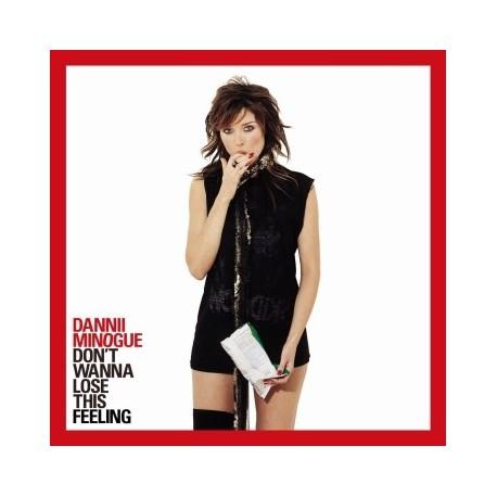 Dannii Minogue - Don't Wanna Lose This Feeling - CD Maxi Single Promo