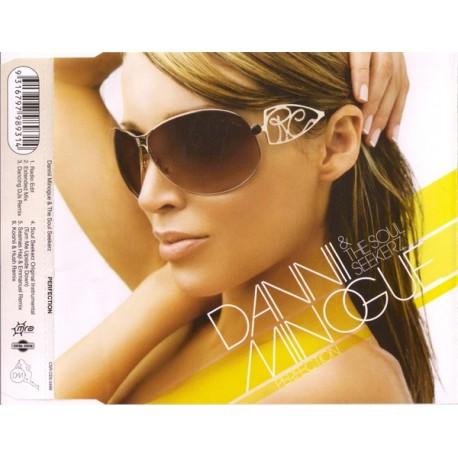 Dannii Minogue & Soul Seekerz - Perfection - CD Maxi Single