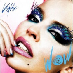 Kylie Minogue - Wow - CD Single Promo