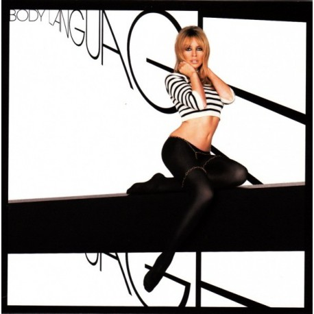 Kylie Minogue - Body Language - CD Album Promo