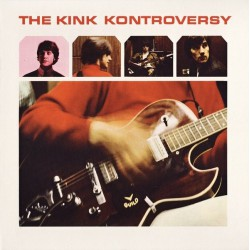 The Kinks - The Kink Kontroversy - LP Vinyl - Coloured Red