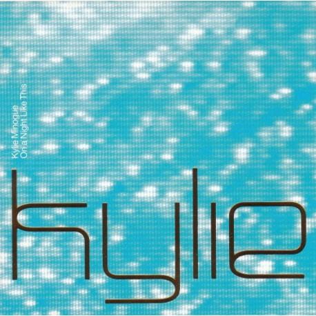 Kylie Minogue - On A Night Like This - CD Single Promo