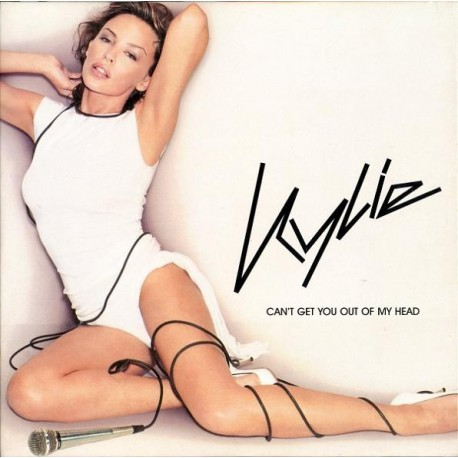 Kylie Minogue - Can't Get You Out Of My Head - CD Single