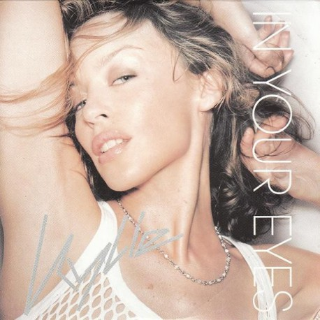 Kylie Minogue - In Your Eyes - CD Single