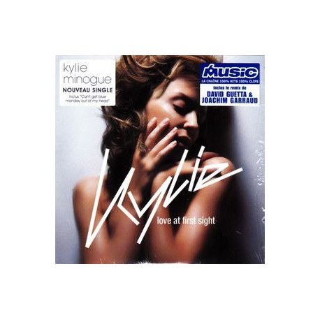 Kylie Minogue - Love At First Sight - CD Single