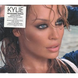 Kylie Minogue ‎- Red Blooded Woman - CD Maxi Single Limited Edition