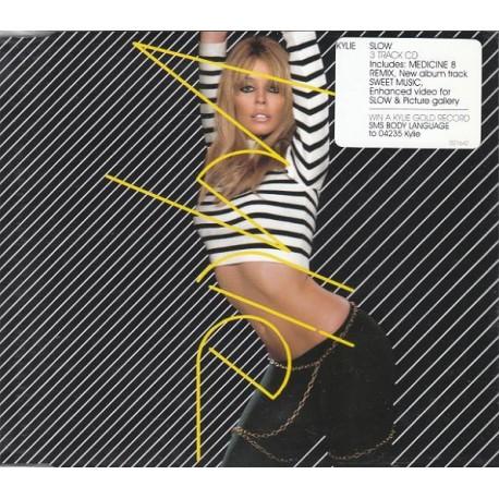 Kylie Minogue - Slow - Enhanced CD1 - CD Maxi Single