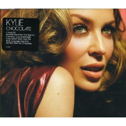 Kylie Minogue - Chocolate - CD Maxi Single
