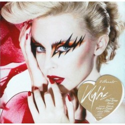 Kylie Minogue - 2 Hearts - CD Maxi Single