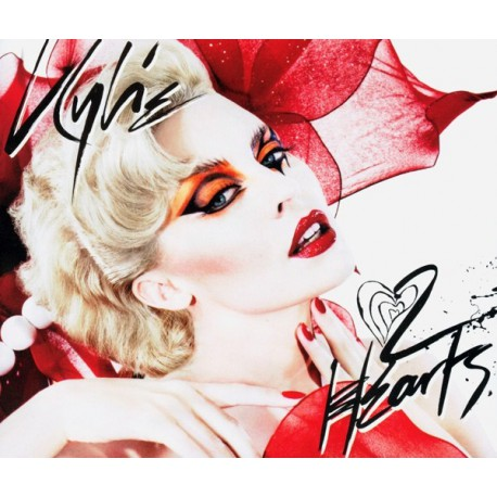 Kylie Minogue - 2 Hearts - CD Maxi Single