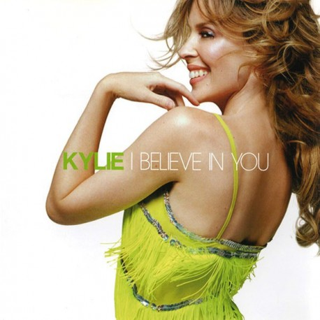 Kylie Minogue - Believe In You - CD Maxi Single