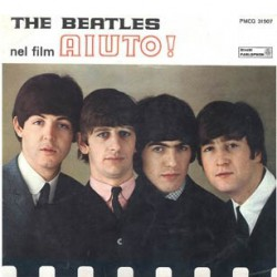The Beatles - Aiuto! (Help!) - LP Vinyl - Coloured Red