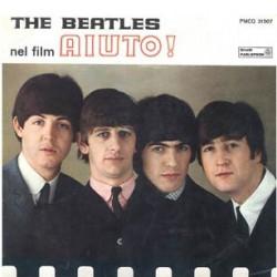 The Beatles - Aiuto! (Help!) - LP Vinyl - Coloured Red
