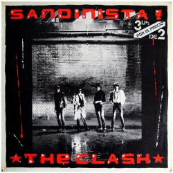 The Clash - Sandanista - 3LP Vinyl