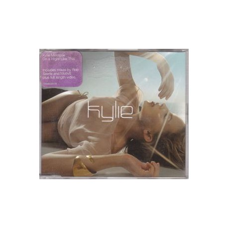 Kylie Minogue - On A Night Like This - CD Maxi Single - CD2
