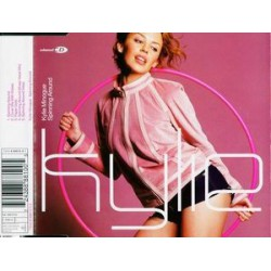Kylie Minogue ‎- Spinning Around - CD Maxi Single