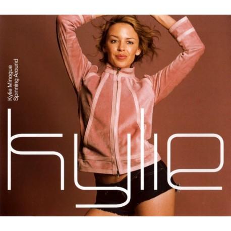 Kylie Minogue - Spinning Around - CD Maxi Single