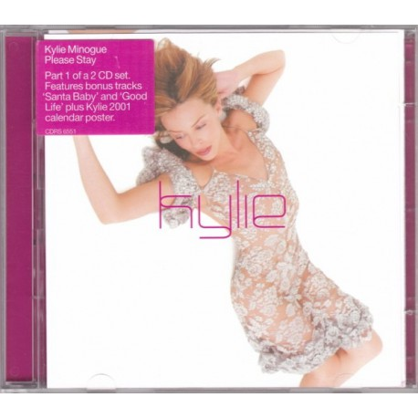 Kylie Minogue - Please Stay - Part 1 - CD Maxi Single