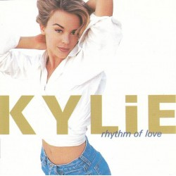 Kylie Minogue ‎- Rhythm Of Love - CD Album