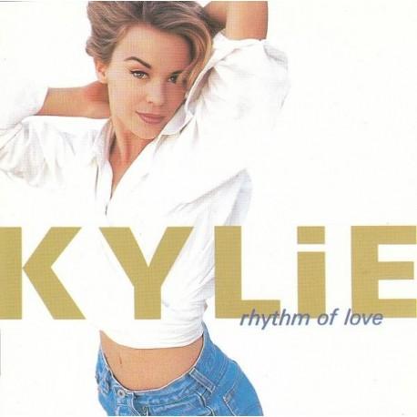 Kylie Minogue - Rhythm Of Love - CD Album