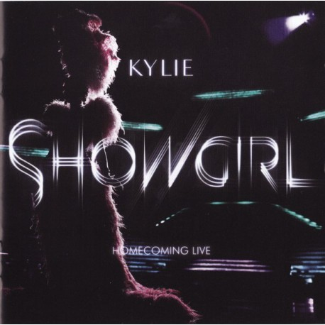 Kylie Minogue - Showgirl Homecoming Live - Double CD Album