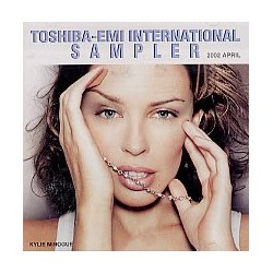 Kylie Minogue - Toshiba-EMI International Sampler - CD Sampler Promo