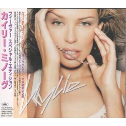 Kylie Minogue - Fever - CD Album + Obi