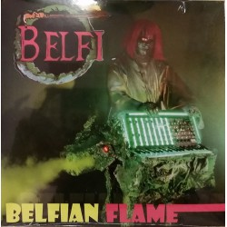 Belfi - Belfian Flame - Mini EP - CD  5 Tracks