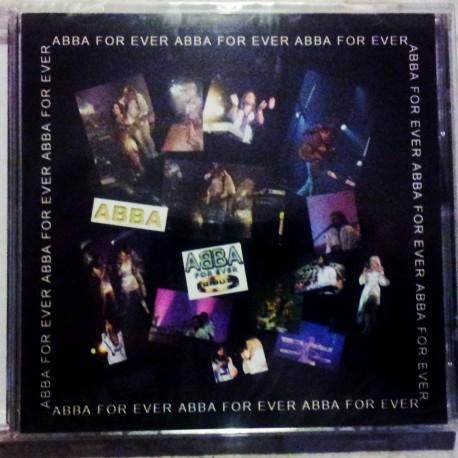 Tribute ABBA For Ever - 40th Anniversary - CD Album