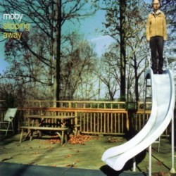 Moby - Slipping Away - CDr Single Promo + Promo Insert