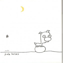 Moby - Pale Horses - CD Single Promo