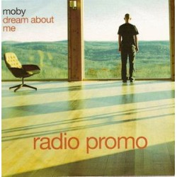 Moby ‎- Dream About Me (Radio Promo) - CDr Single Promo