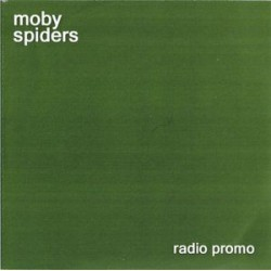 Moby ‎- Spiders - CDr Single Promo