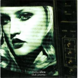 Moby - Alice (Club Promo) - CD Single Promo