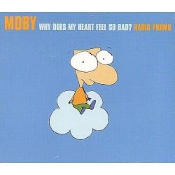 Moby - Why Does My Heart Feel So Bad? (Radio Promo) - CD Maxi Single Promo
