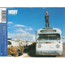 Moby - In This World - CD Maxi Single