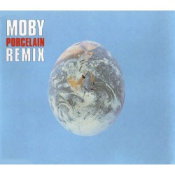 Moby ‎- Porcelain (Remix) - CD Maxi Single
