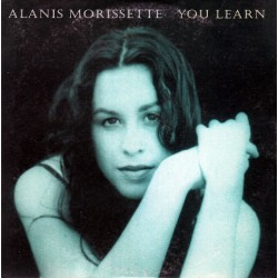 Alanis Morissette ‎- You Learn - CD Single